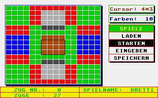 Color-Puzzle atari screenshot